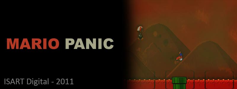 Go to : Mario Panic